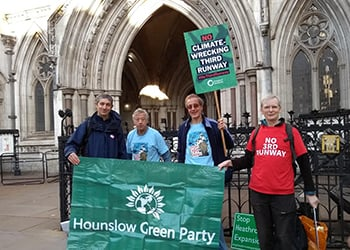 Hounslow Greens at Time is Now