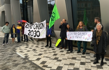 Hounslow House  Climate Change Demo
